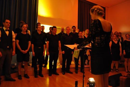 Chor Singsation Sommerkonzerte 2015